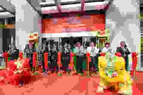Khai trương toà nhà Vietcombank tại TPHCM