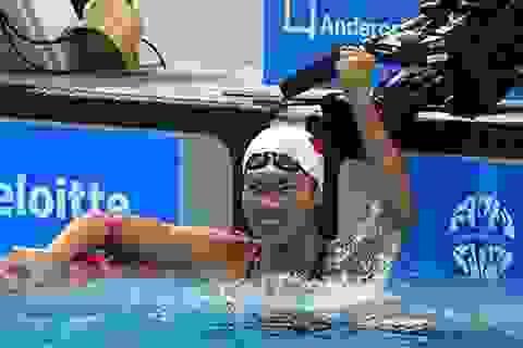 Ánh Viên bất ngờ vào chung kết Cúp thế giới 2015