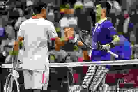 """Djokovic """"đại chiến"""" cùng Federer"""