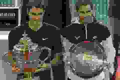 Đánh bại Nadal, Federer vô địch Basel Open 2015