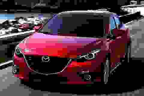 Ngừng bán, triệu hồi xe Mazda3 vì lỗi bình xăng