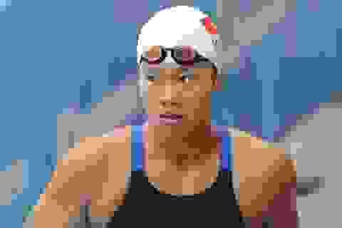 VĐV 14 tuổi Phương Trâm phá kỷ lục của Ánh Viên