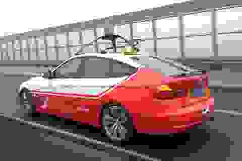 Baidu bắt đầu chạy thử nghiệm ô tô không người lái