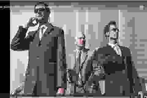 """Công ty nào chi """"khủng"""" nhất thế giới để bảo vệ """"sếp""""?"""