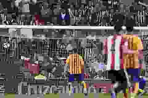 Barca thua sốc 0-4 trước Bilbao ở lượt đi siêu cúp Tây Ban Nha