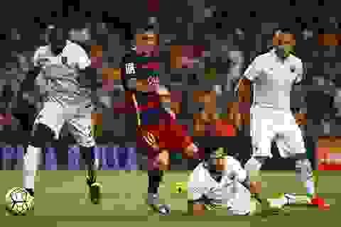 AS Roma - Barcelona : Olympico dậy sóng