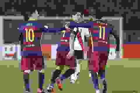 Barcelona và mục tiêu bảo toàn ngôi đầu bảng La Liga