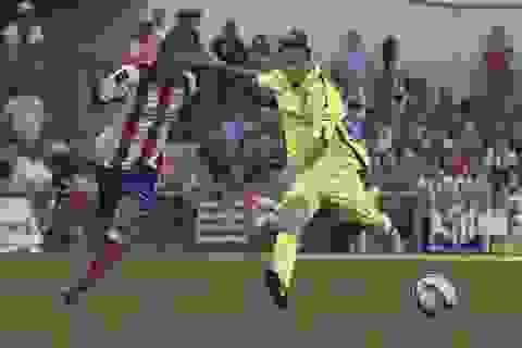 Atletico - Barcelona: So tài kinh điển ở Vicente Calderon