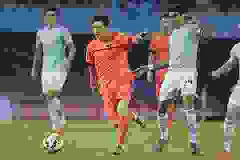 """Barcelona và """"cạm bẫy"""" tại Balaidos"""