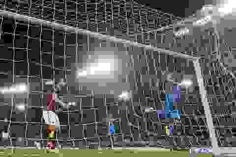 Barca và AS Roma bất phân thắng bại tại Olympico