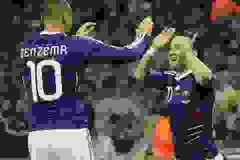 Lộ bằng chứng Benzema tống tiền Valbuena