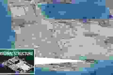 Philippines yêu cầu Trung Quốc dừng xây đảo nhân tạo