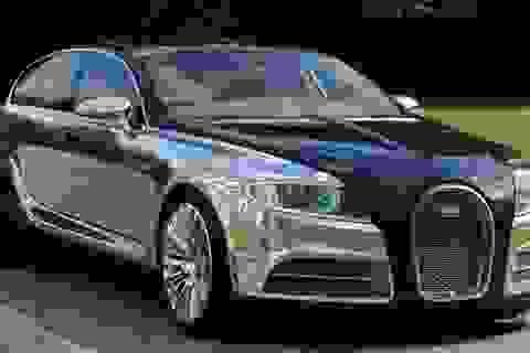 Bugatti tuyên bố không làm xe 4 cửa