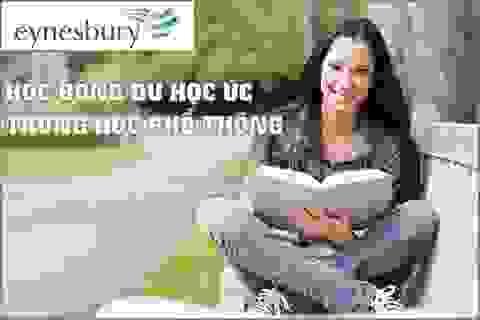 Hấp dẫn học bổng THPT của trường cao đẳng Eynesbury - Australia