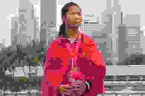 VĐV canoeing 16 tuổi Việt Nam gây sốc tại giải châu Á