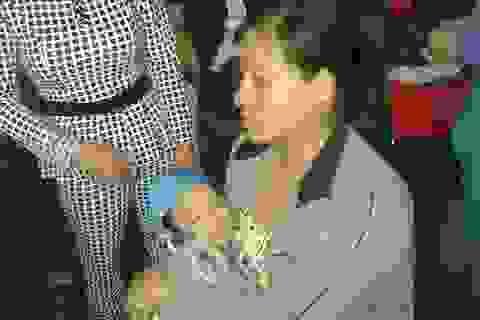 Hà Nội: Cháy lớn tại chung cư, giải cứu hàng trăm người mắc kẹt