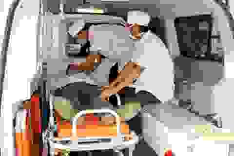 Chăm sóc, cấp cứu gần 80 người bệnh trong lễ diễu binh diễu hành