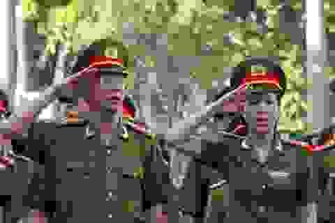 Hà Nội yêu cầu không dùng bài Quốc ca ghi âm sẵn khi chào cờ