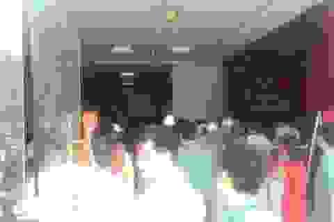 Hà Nội: Hàng trăm người hoảng loạn vì báo cháy... nhầm