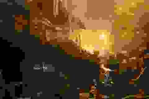 Hỏa hoạn thiêu rụi hoàn toàn 4 căn nhà