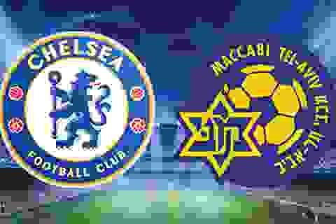 Chelsea - Maccabi Tel Aviv: Trên con đường mới