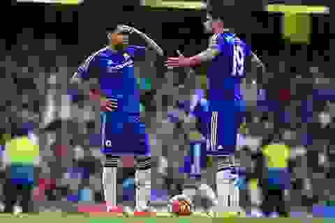 Chelsea thua ê chề trong ngày kỉ niệm trọng đại của Mourinho