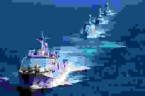 Mỹ cắt nghĩa vì sao chiến hạm Trung Quốc nổi ở Alaska