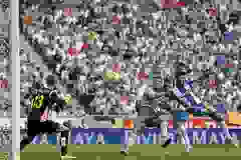 Espanyol 0-6 Real Madrid: C.Ronaldo tỏa sáng với 5 bàn thắng