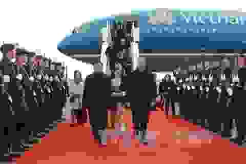 Chủ tịch nước Trương Tấn Sang thăm cấp Nhà nước Cộng hòa Liên bang Đức
