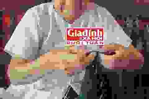 Cụ bà 100 tuổi vẫn ngày ngày xâu kim, vá áo