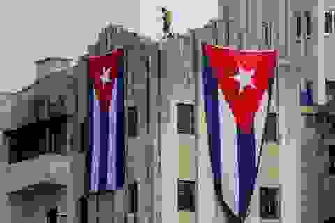 Khép lại chương đầu tiên trong bình thường hóa quan hệ Mỹ-Cuba