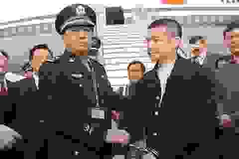 """Trung Quốc bác bỏ cảnh báo của Mỹ về đặc vụ """"săn cáo"""""""