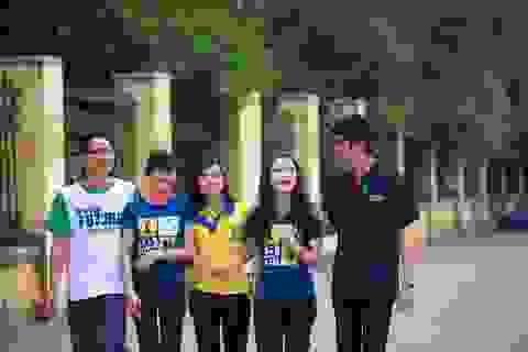 Khoa Quốc tế - ĐHQG Hà Nội xét tuyển chương trình đào tạo liên kết quốc tế năm 2015