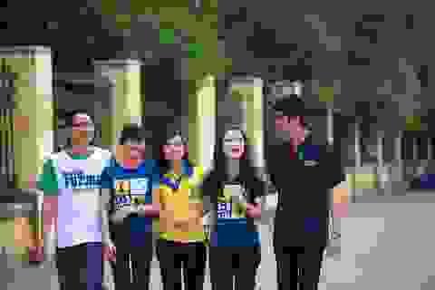 Khoa Quốc tế - ĐHQGHN xét tuyển chương trình đào tạo liên kết quốc tế năm 2015