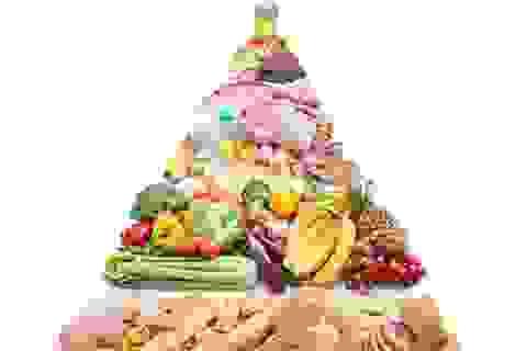 Ăn sao cho cân bằng dinh dưỡng?