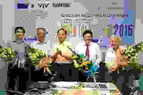 Giải thưởng Nhân tài Đất Việt là bệ phóng có ích cho xã hội