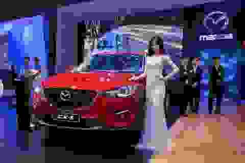 Mazda CX-5 được ưu đãi lên đến 90 triệu