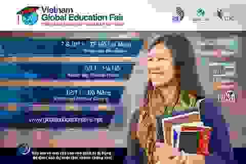 Khai mạc Tuần lễ Triển lãm giáo dục toàn cầu GEF 2015 lần đầu tổ chức tại Việt Nam