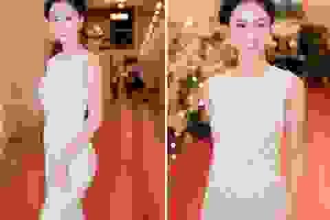 """Hà Thu """"tái xuất"""" sau thành tích top 17 Hoa hậu liên lục địa 2015"""