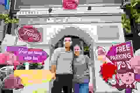 Sài Gòn cùng Fanny biến yêu thương thành hành động