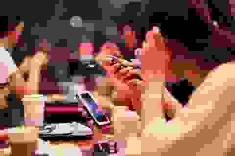 Nghiện facebook – căn bệnh không của riêng ai