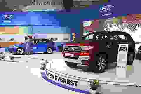 Ford ra mắt Focus và Everest mới