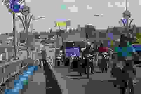 """""""Soi"""" nguyên nhân làm tăng tai nạn chết người trên cầu Quang Trung"""