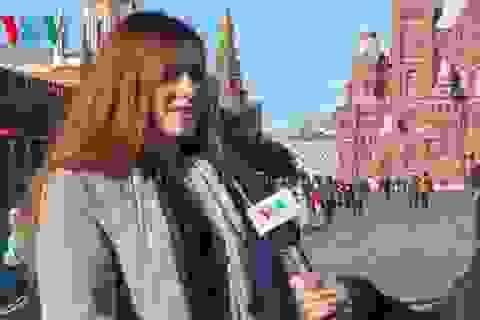 Giới trẻ Nga vẫn say mê lý tưởng Cách mạng tháng Mười