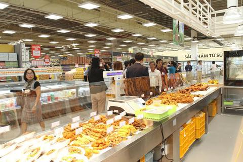 Đại siêu thị Hàn Quốc Emart chính thức gia nhập thị trường Việt Nam