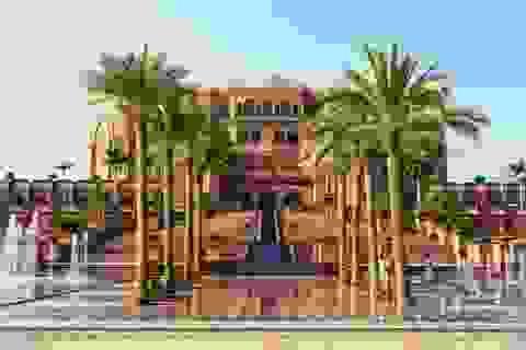 Những khách sạn sang trọng bậc nhất thế giới