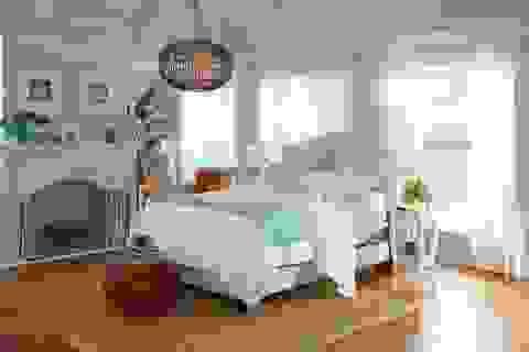 Những thiết kế phòng ngủ mang lại sự thư giãn tuyệt đối