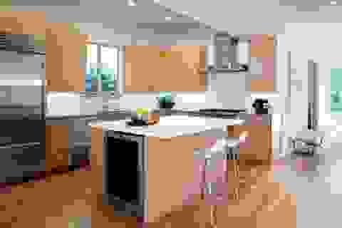 Thiết kế không gian mở - giải pháp tối ưu cho nhà bếp nhỏ hẹp