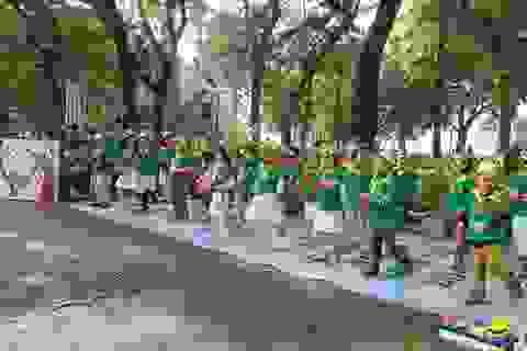 Dạy trẻ lòng nhân ái ở trường quốc tế Global