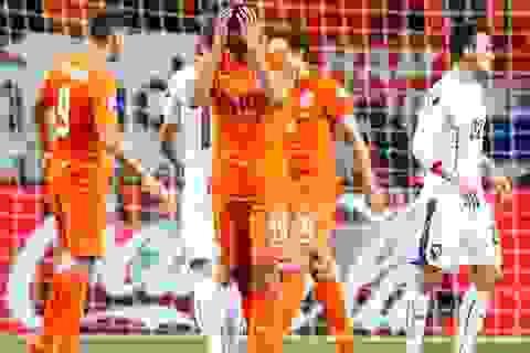 Hà Lan bị loại ở Euro 2016: Một đế chế sụp đổ